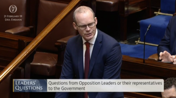 Coveney: 'Significant' amounts to be put toward Brexit supports