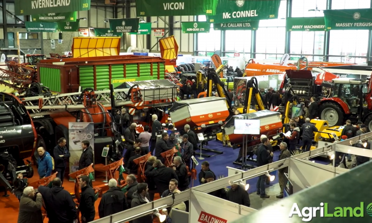 Video: All the action…as it unfolds at the FTMTA Farm Machinery Show