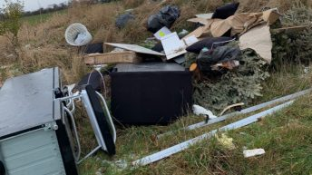 Frustrated farmer flays alleged fly-tipper on social media