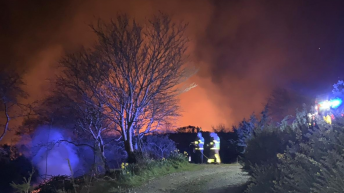 Dangers underlined as Coillte urges public to avoid outdoor fires