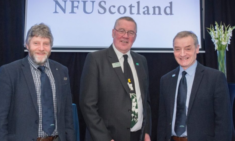 NFUS re-elects president in run up to Brexit fallout
