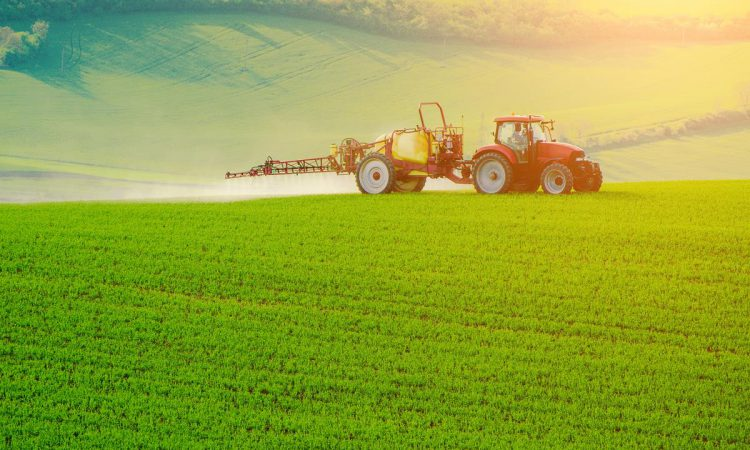 New and improved wild oat spray on the market