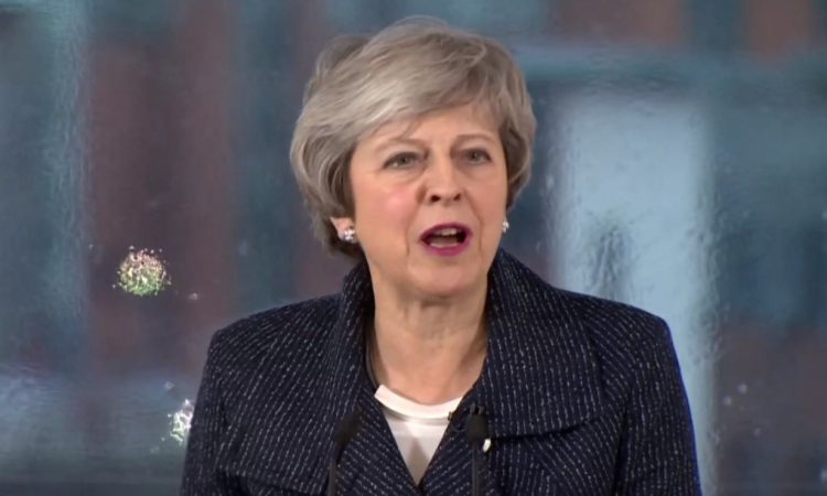 May: Westminster seeks amendment to backstop – not removal