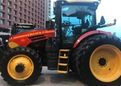 Smaller, new-look Versatile tractors on the way?