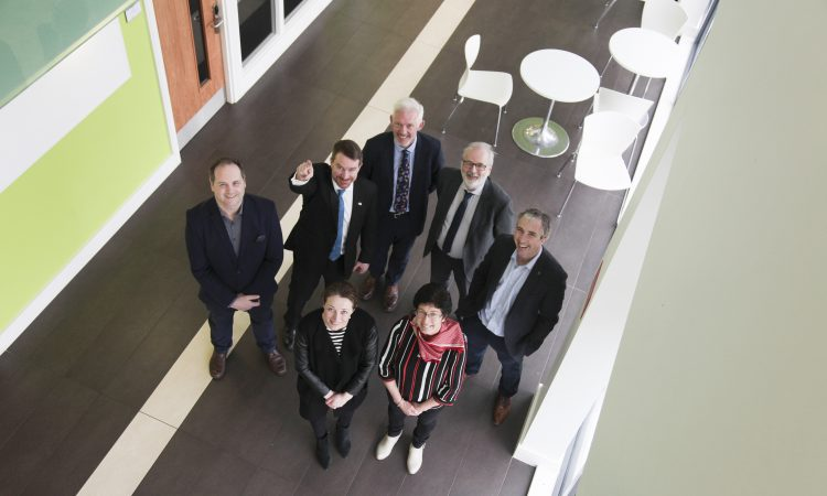 Australian ambassador visits WIT for agri-technology talks