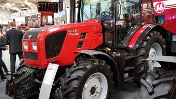 Graph: What horsepower are tractor buyers choosing?
