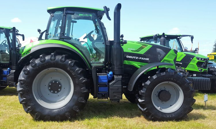 'Over half of new tractors in Ireland are over 120hp'