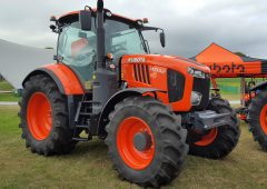 Kubota's annual revenue has grown to almost €15 billion