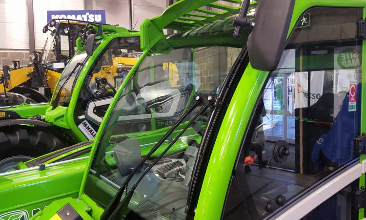 Telescopic handler sales are rising – FTMTA