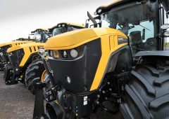 Big auction of 'ex-demo' JCB equipment to take place