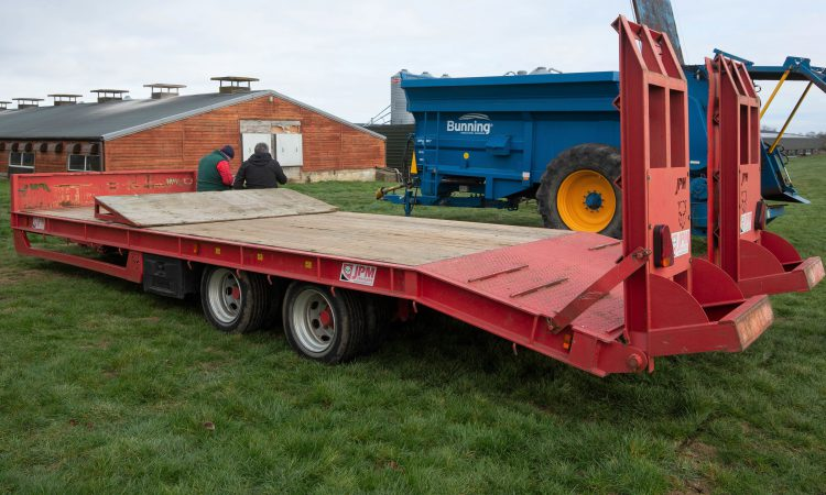 Auction report: 'Tidy-looking' gear changes hands at farm sale