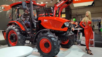 Sales of new tractors suffer major slump in February…in the UK