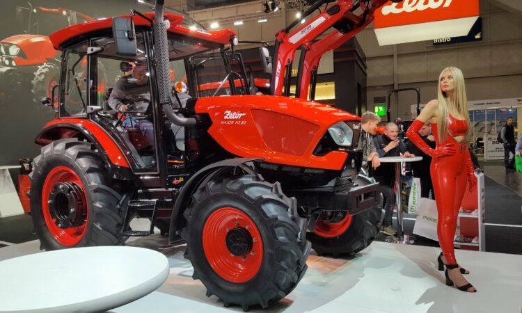 Sales of new tractors suffer major slump in February…in the UK