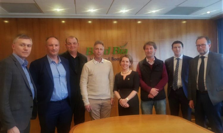'Beef Plan' meets Bord Bia to 'voice farmer frustration'