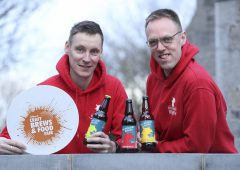 Farm brewery enterprise bags craft beer cup medals