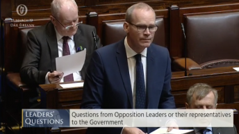 'UK no-deal tariff regime is by no means certain' – Coveney