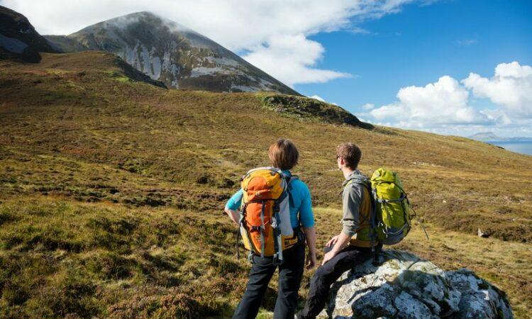 Croagh Patrick walking festival protects smallholdings' viability