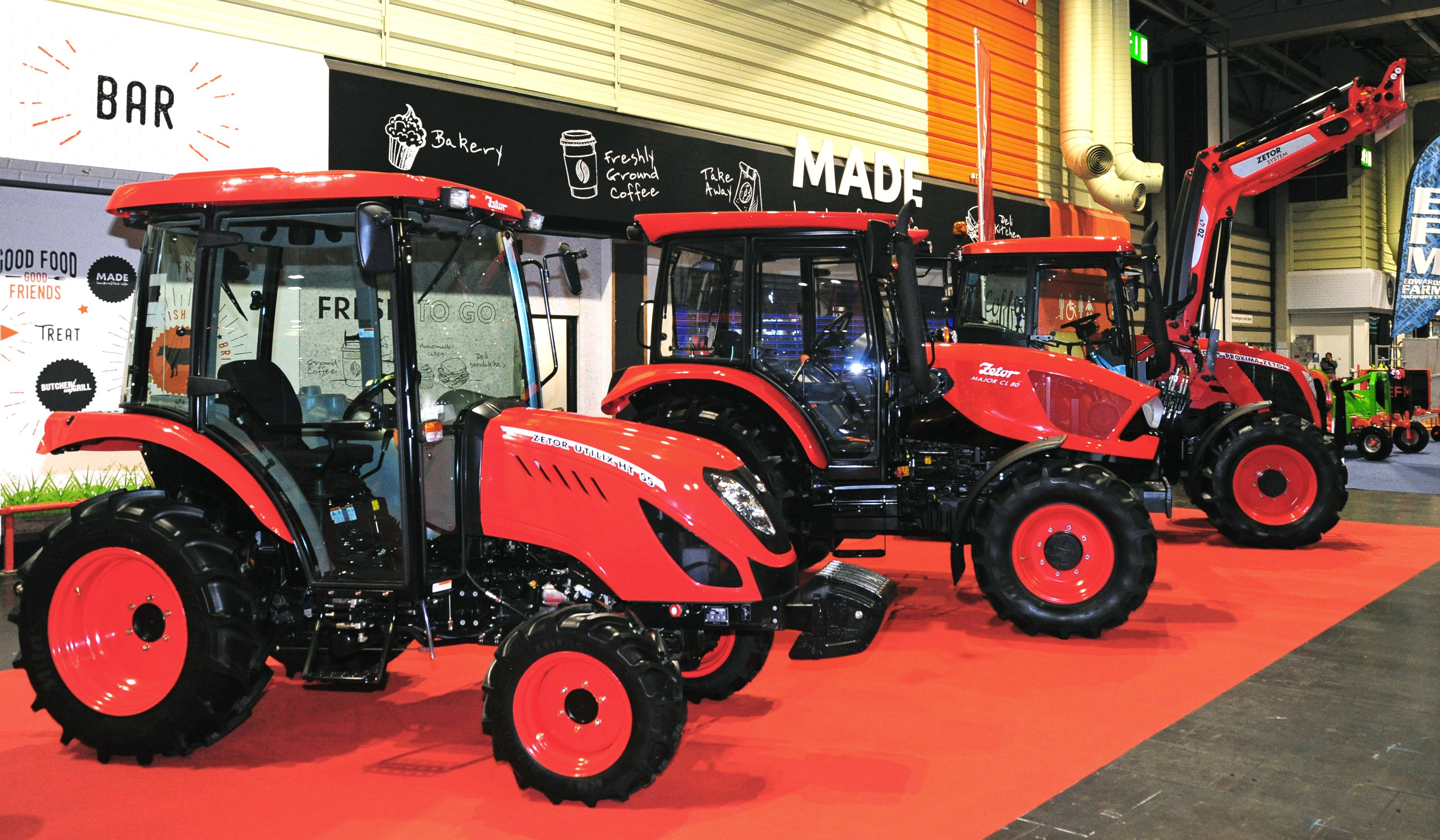 Zetor records a loss in 2018 amidst 'challenging' market