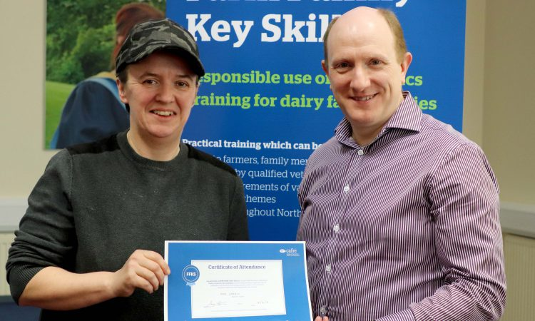 Additional dates announced for NI dairy antibiotics workshops