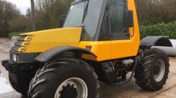 Revealed: The story of 'P5' – the JCB Fastrac prototype that's up for grabs