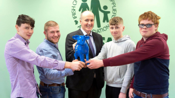 ICMSA awards 4 Feely scholarships worth €1,500 each