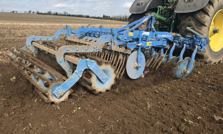 Watch: Putting min-till systems to the test in Co. Carlow