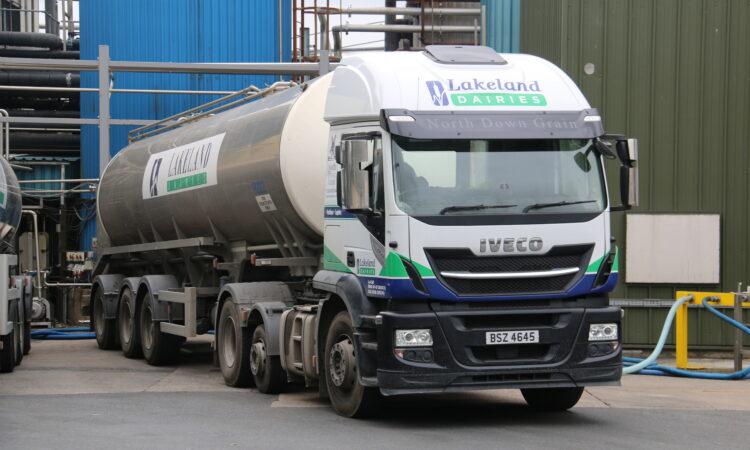 Lakeland cuts 0.75p off last pre-Brexit milk price in NI