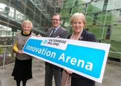 Innovation award at this year's 'ploughing' accepting entries