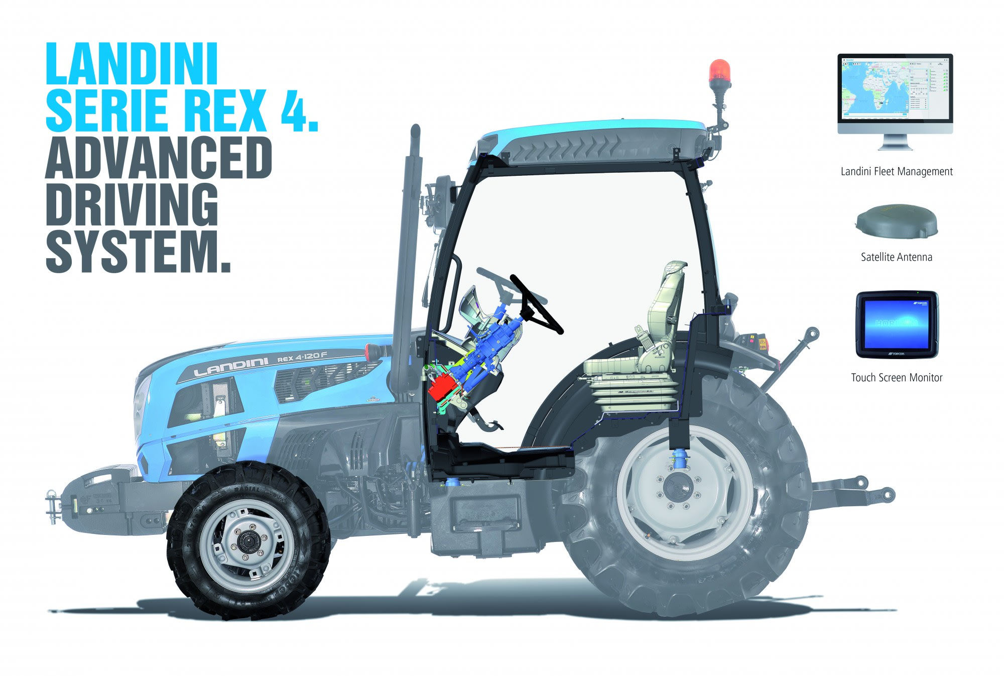 Landini Narrows The Gap Between A Tractor And A Normal