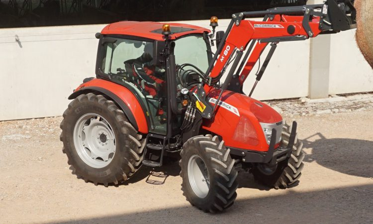 New 4-pot McCormick tractors switch engines – from Perkins to Deutz