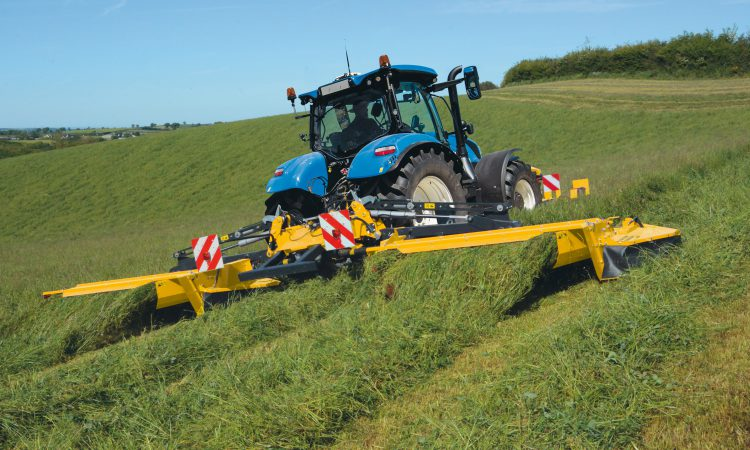 New Holland is stretching to deliver the coveted 'full line'