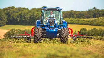 CNH to create more 'differences' between its tractor brands
