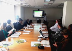 Organic implementation group holds inaugural meeting