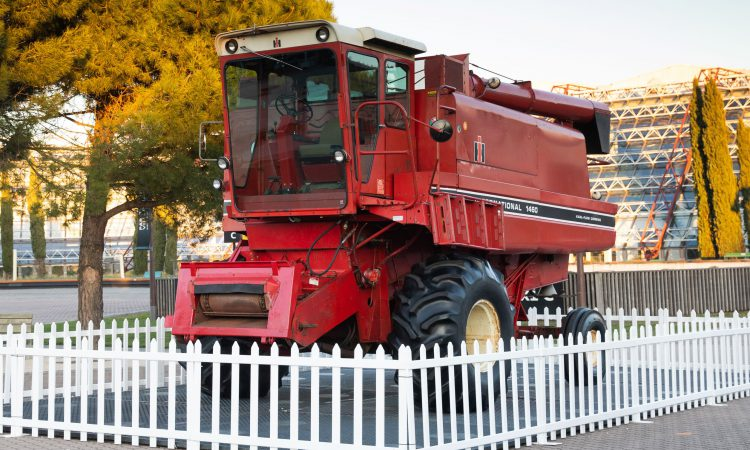 First Axial-Flow in Europe returns to same show after 40 years