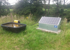 Solar-powered water pump system 'soars' in sales