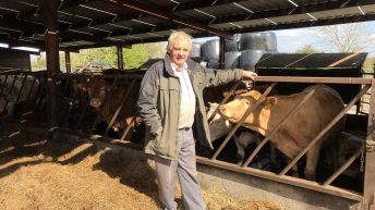 Co. Offaly farmer who was 'flooded out of his home' still feeling aftermath