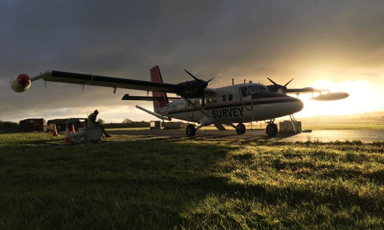 Low-flying aircraft to resume scanning land over Munster