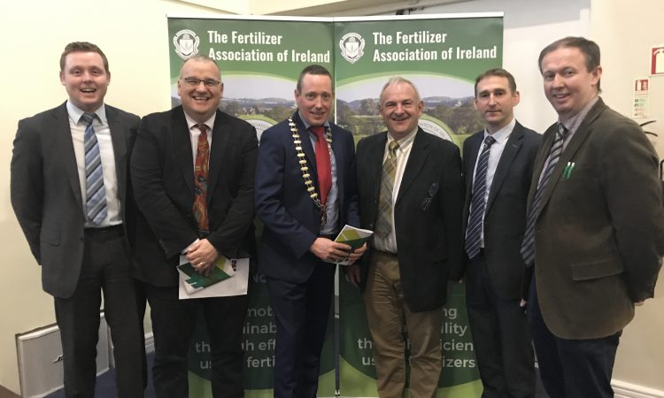 Teagasc and FAI launch phosphorus-focused bulletin