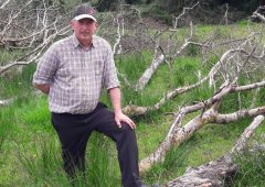 Drumshanbo organic farmer announced as local biodiversity champion
