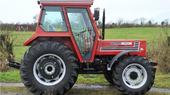 How many new tractors have been sold in Ireland so far in 2019?