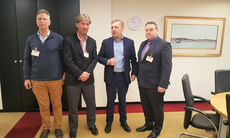 'Beef Plan' holds first official meeting with Minister Creed