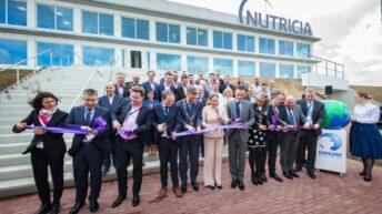 Danone opens new €240 million production facility