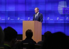 Tusk: Brexit extension possible – but conditional on positive agreement vote