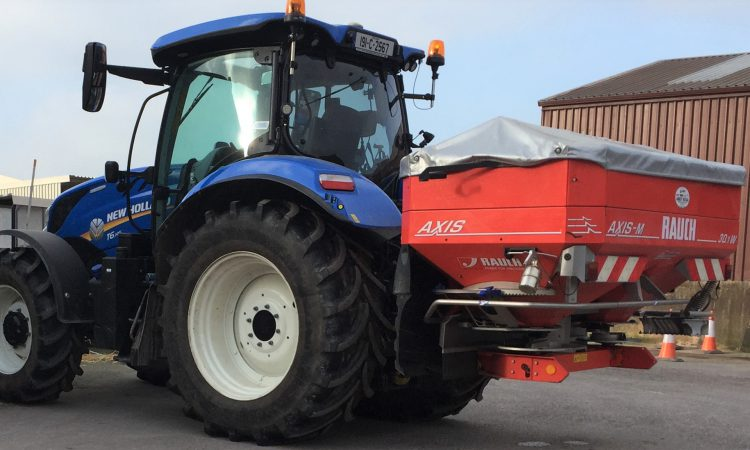 Fertiliser spreading: Key things to keep in mind this spring