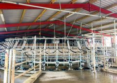 betway客户端Dairy focus: Operation (farm) transformation in Co.Laois