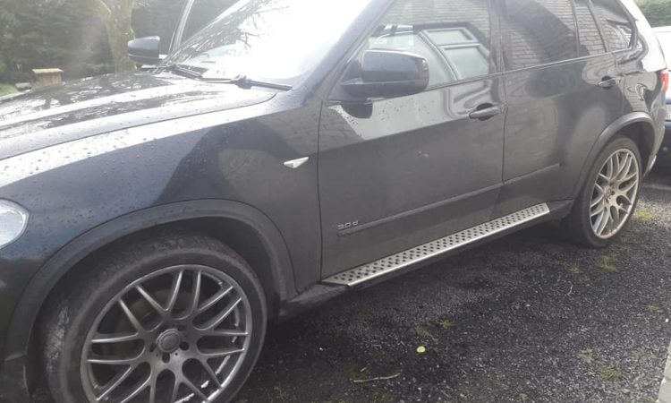 4X4 and trailer among stolen property recovered by Gardai