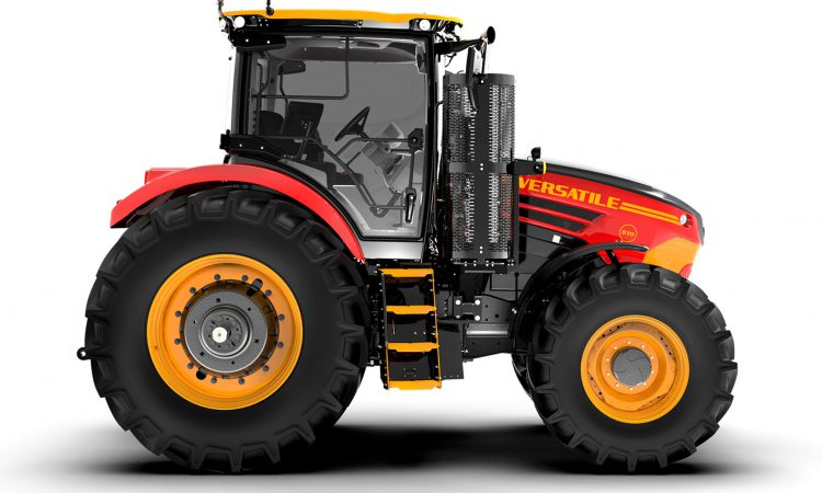 Buhler (Versatile) to build bigger tractors for Kubota
