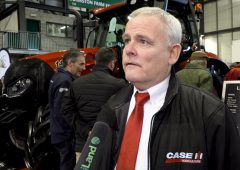 What have familiar faces in the machinery trade to say about the Irish market?