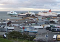 'Lack of understanding' on ferry capacity 'will lead to trade crisis' – Murphy