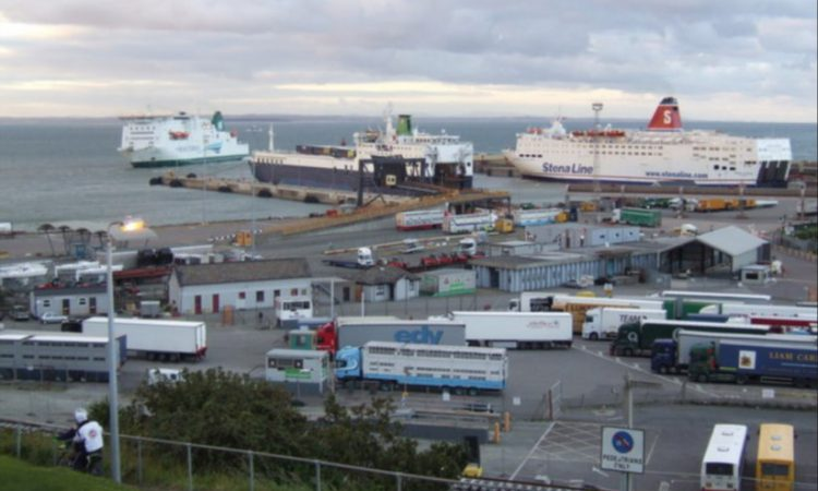 Livestock lorries to be turned away from ferries tomorrow